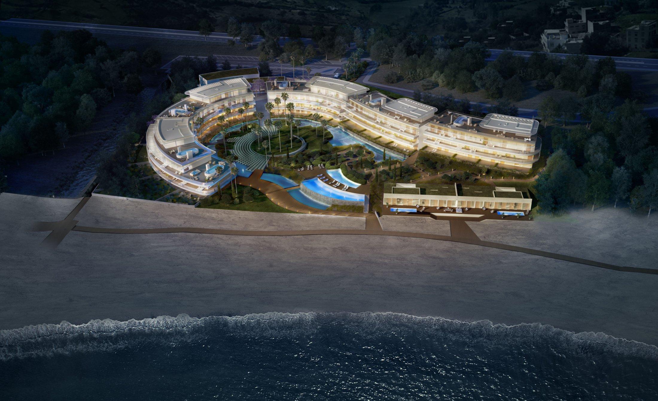 Minutieus afgewerkte appartementen- Marbella