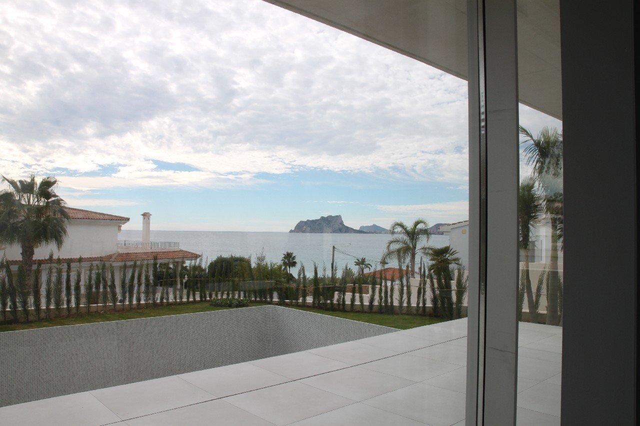 Exclusieve villa met prachtig zeezicht in Moraira- Costa Blanca Noord