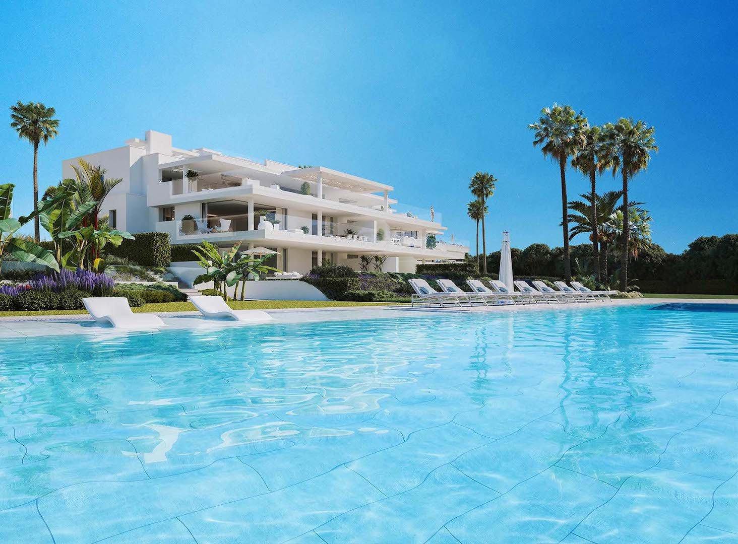 Nieuwbouwproject Estepona- Marbella