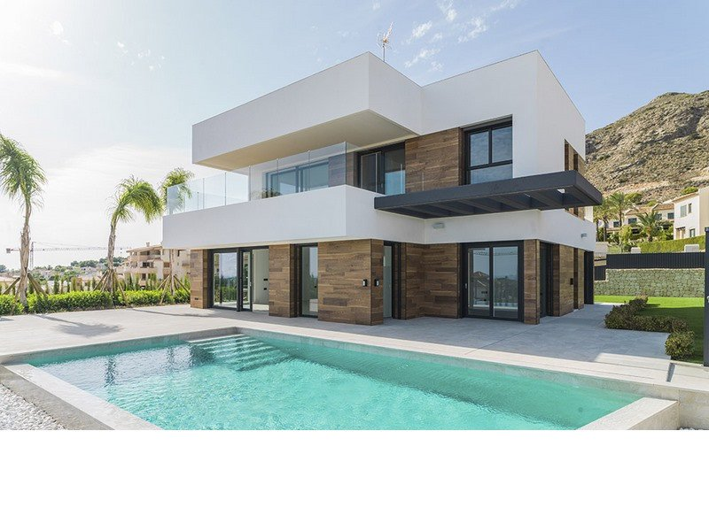 Luxe villa in afgesloten urbanisatie- Costa Blanca Noord