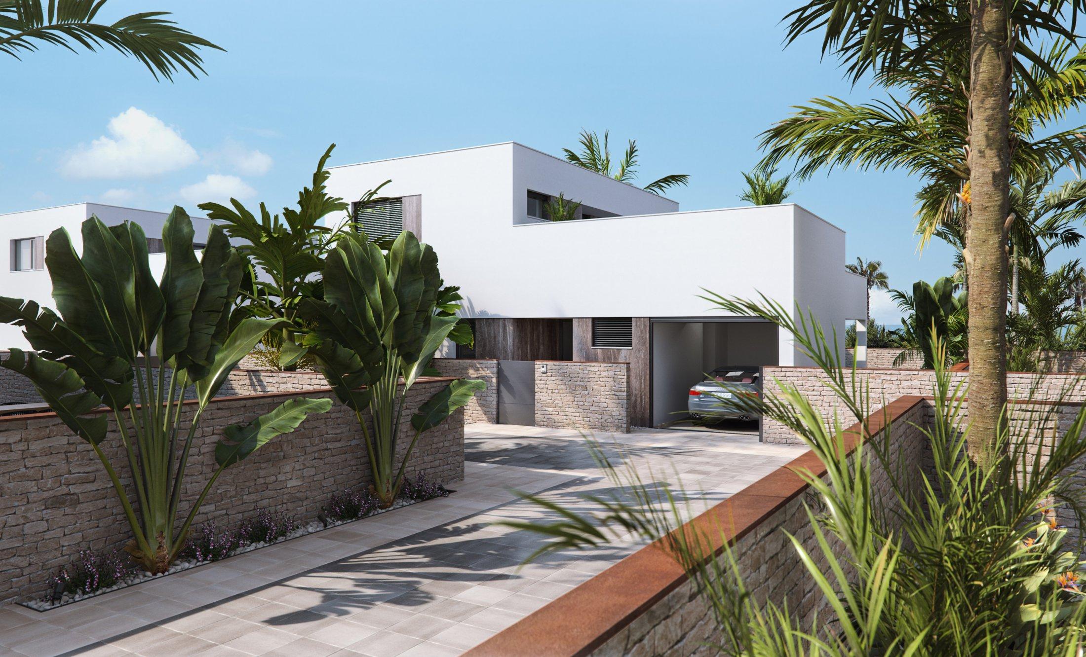 Villa op wandelafstand van de zee- Costa Blanca Zuid