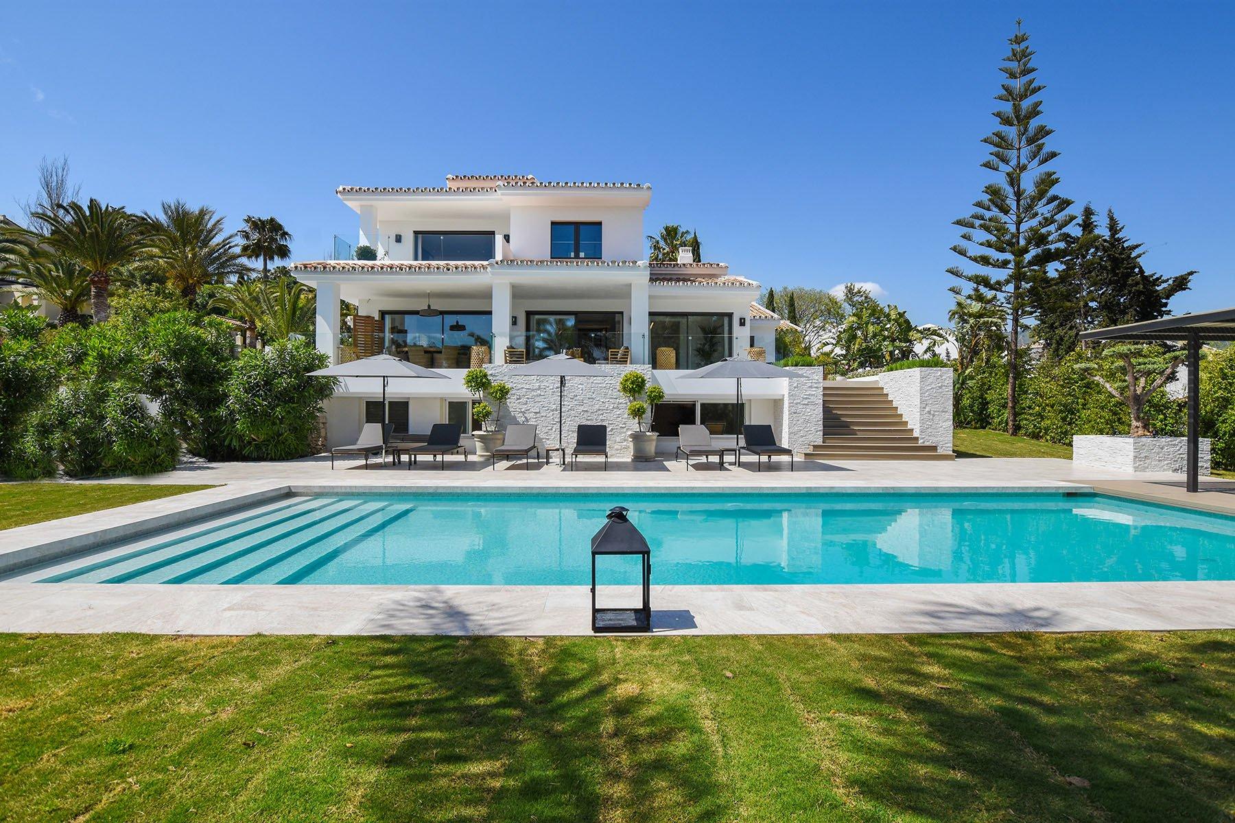 Villa Elviria- Marbella