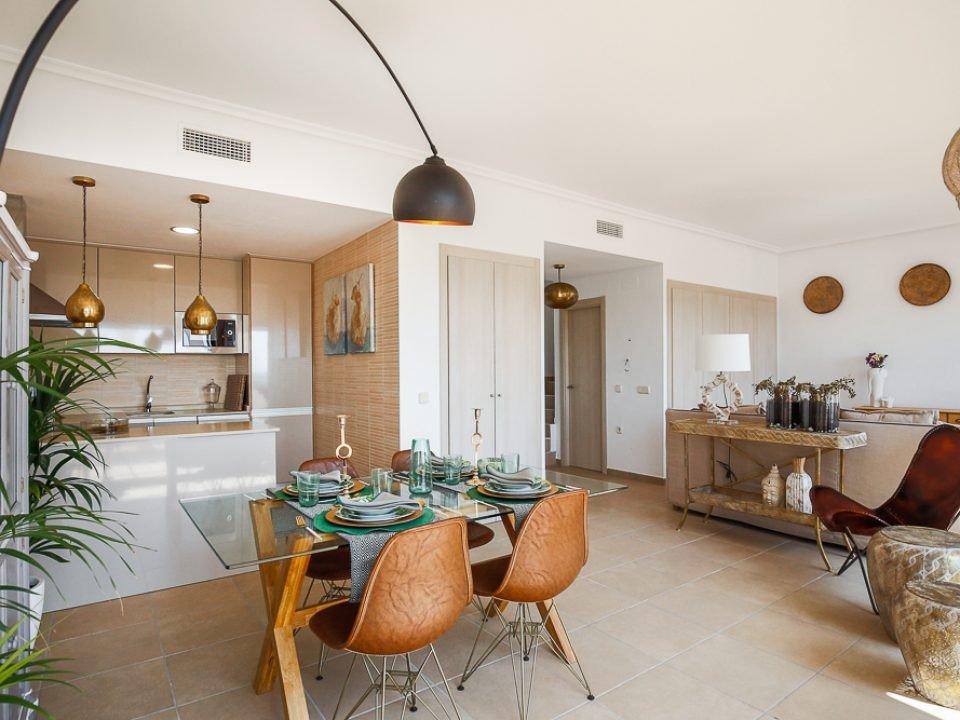 Leuke nieuwe appartementen in Xeresa del Monte