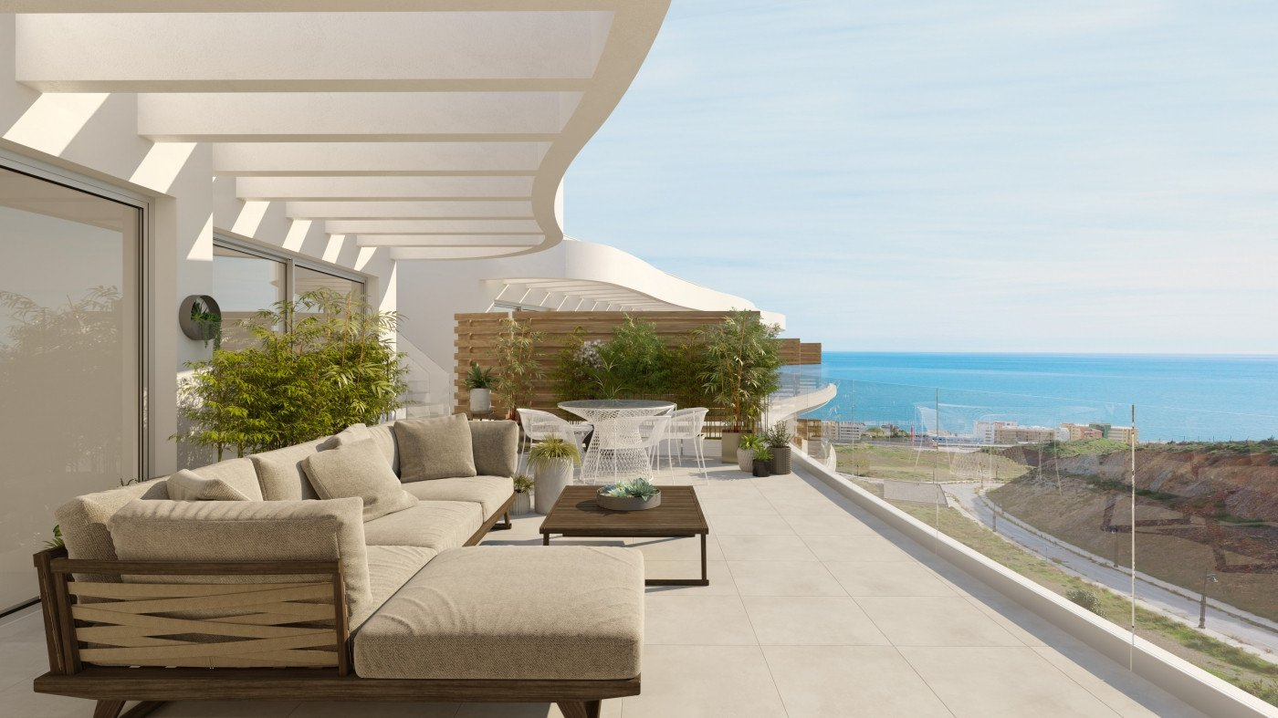 Een oneindig panorama- Marbella