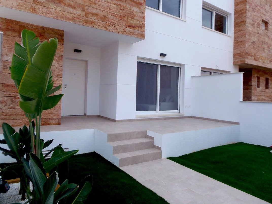 Leuke duplex in San Pedo del Pinatar (Costa Calida)