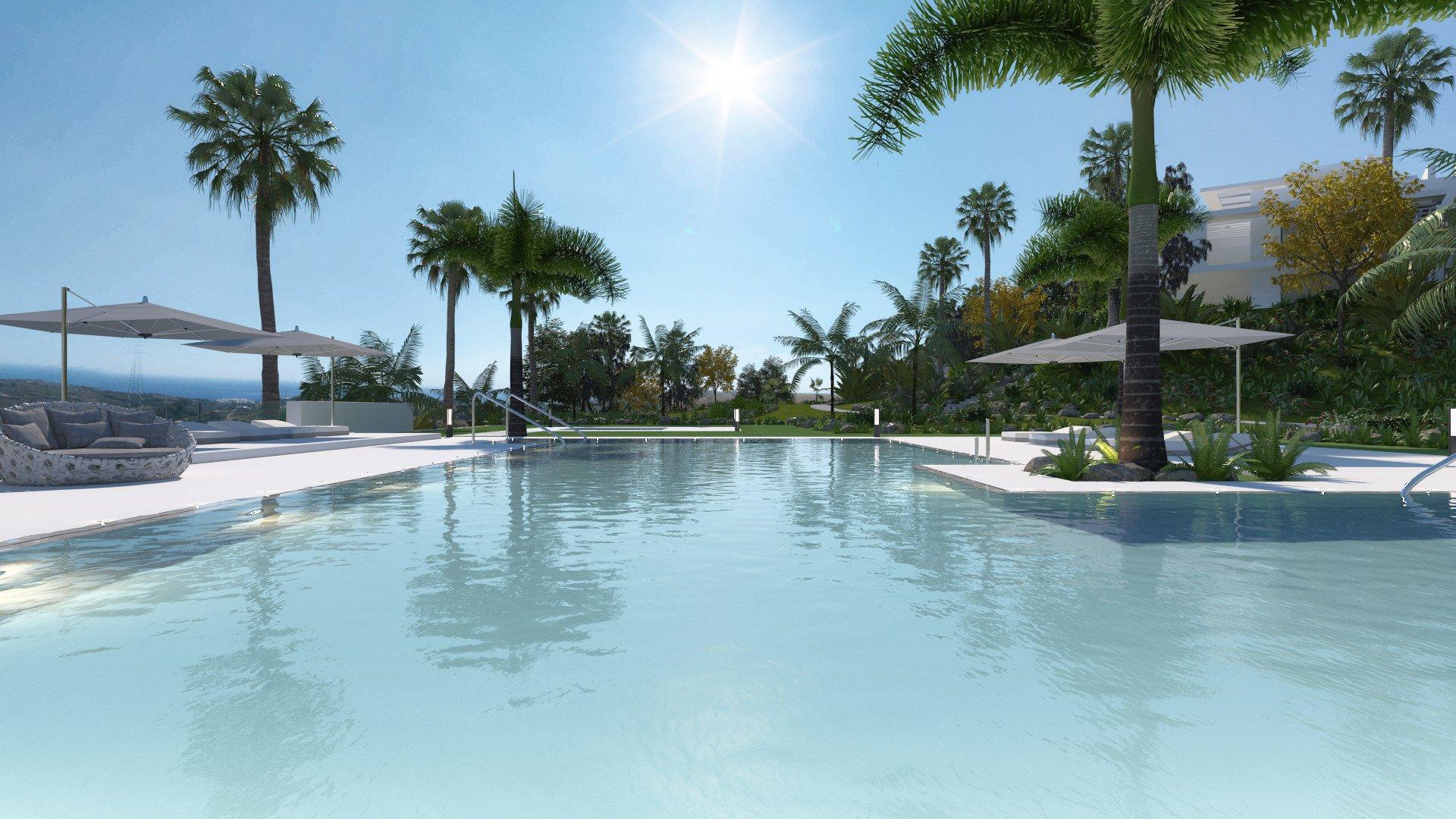 Leven aan de Lagoon- Marbella