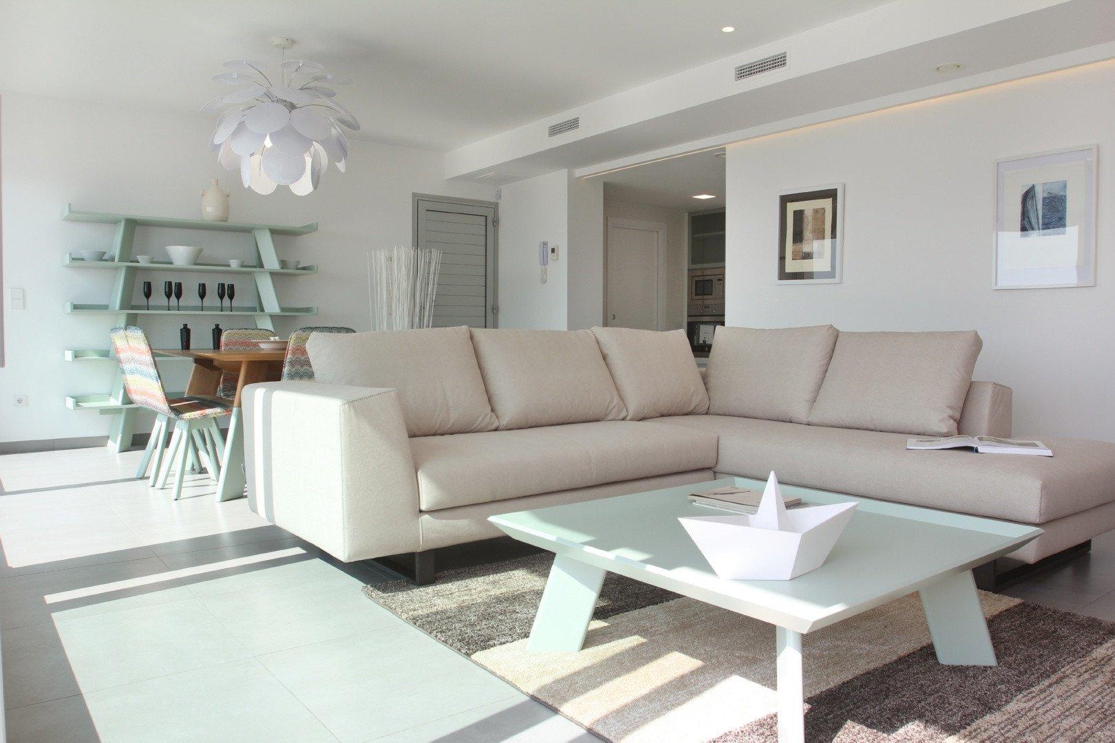 Villa met zicht op de middellandse zee- Costa Blanca Noord