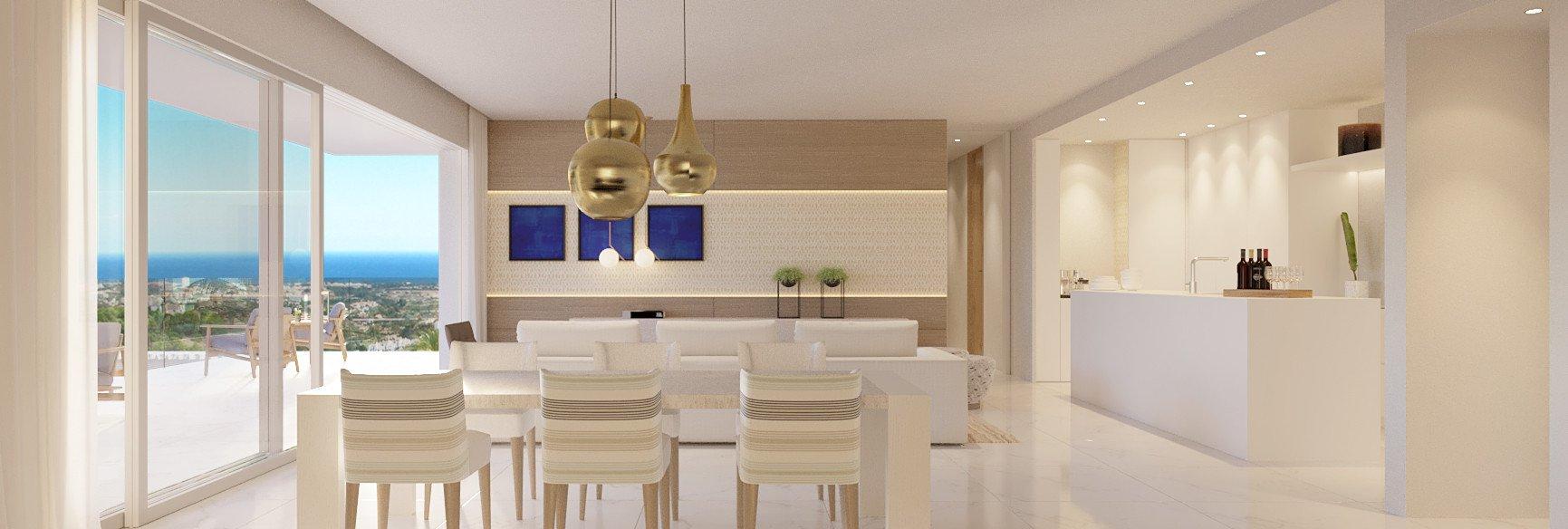 Nieuwbouwproject Benahavis- Marbella