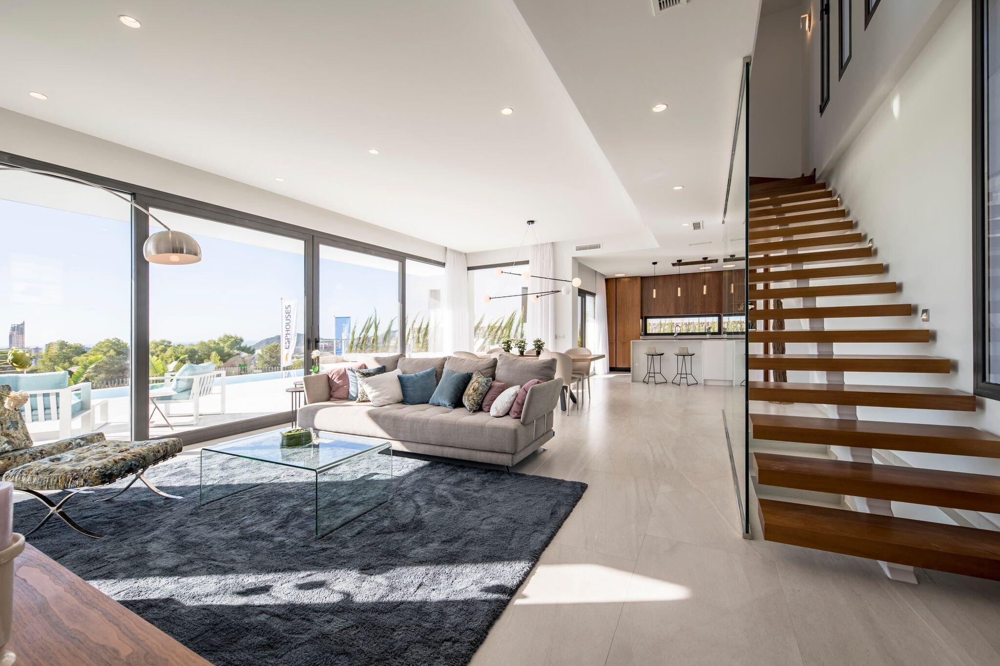 Villa met prachtig zicht- Costa Blanca Noord