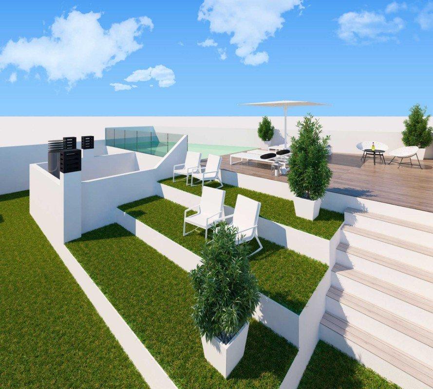 Leuke moderne appartementen bij de zee in Torrevieja (Costa Blanca Zuid)