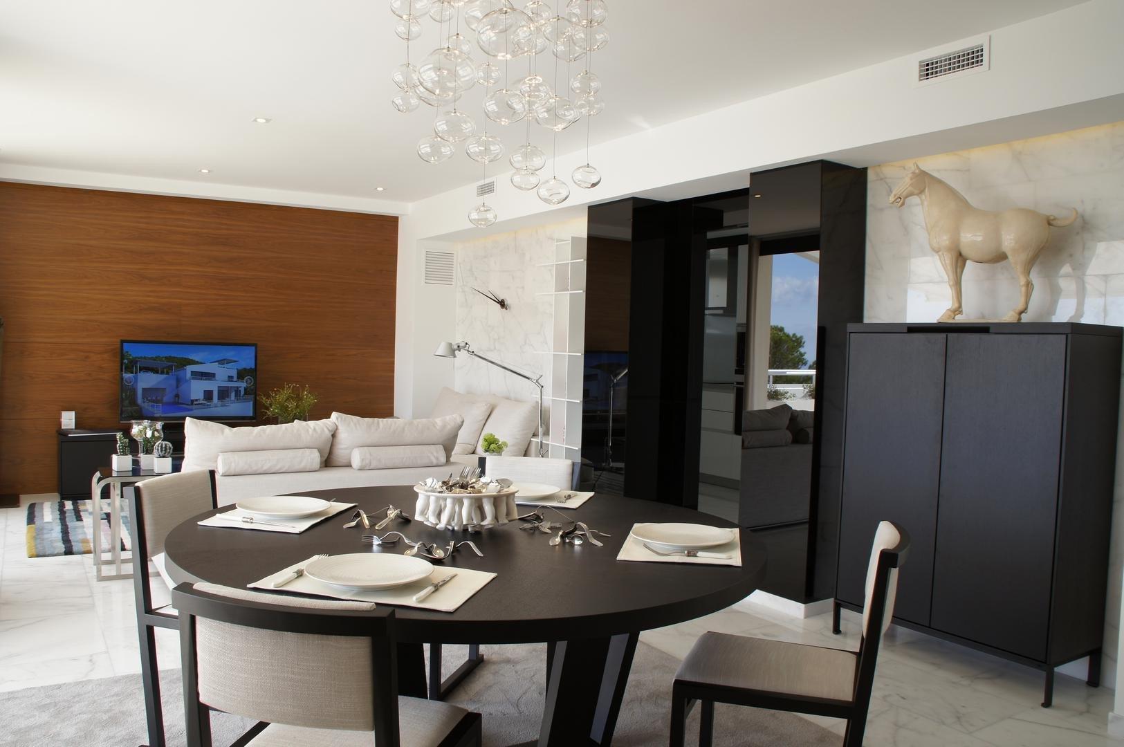 Laatste moderne villa met zicht op zee in Altea- Costa Blanca Noord