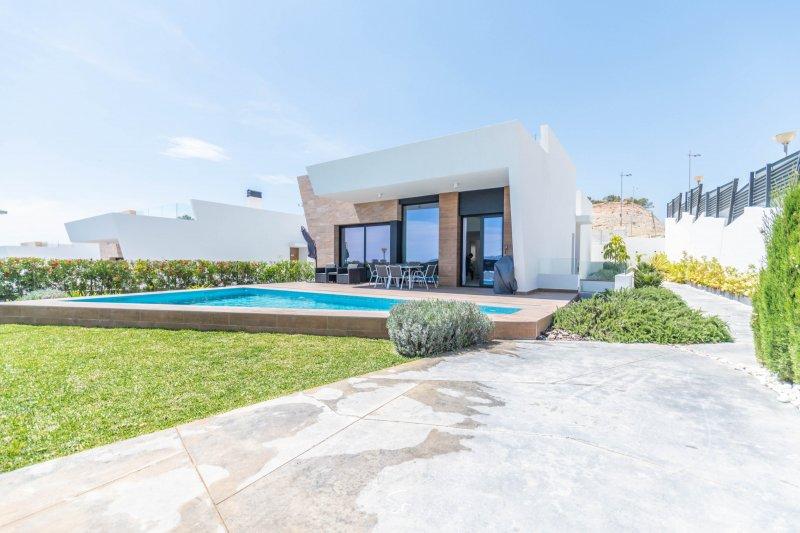 Moderne Villa's in Finestrat (Costa Blanca Noord)