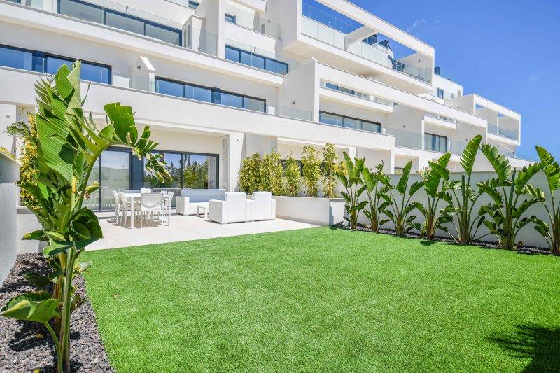 Luxe appartementen op exclusieve golflocatie (Costa Blanca Zuid)